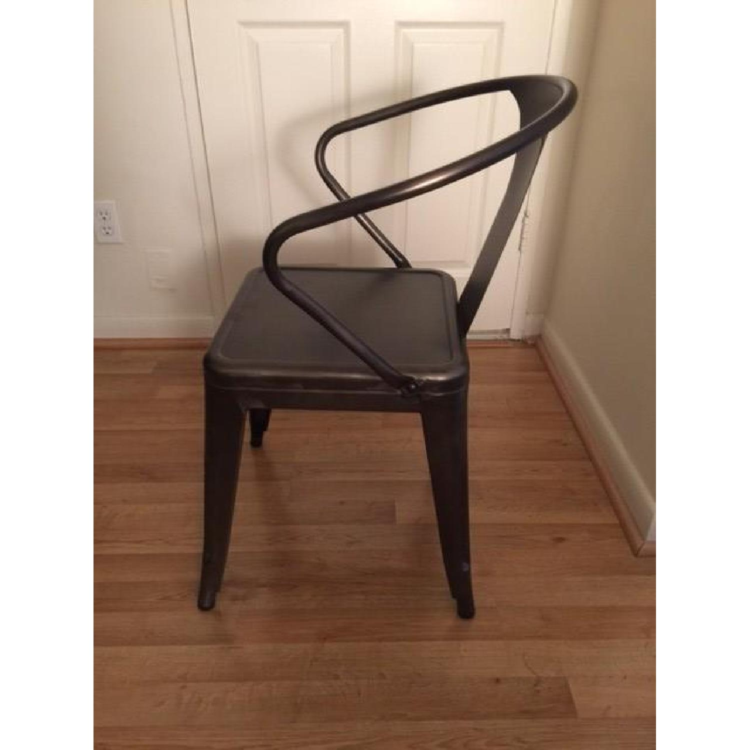 Vintage Tabouret Stacking Chairs - image-2