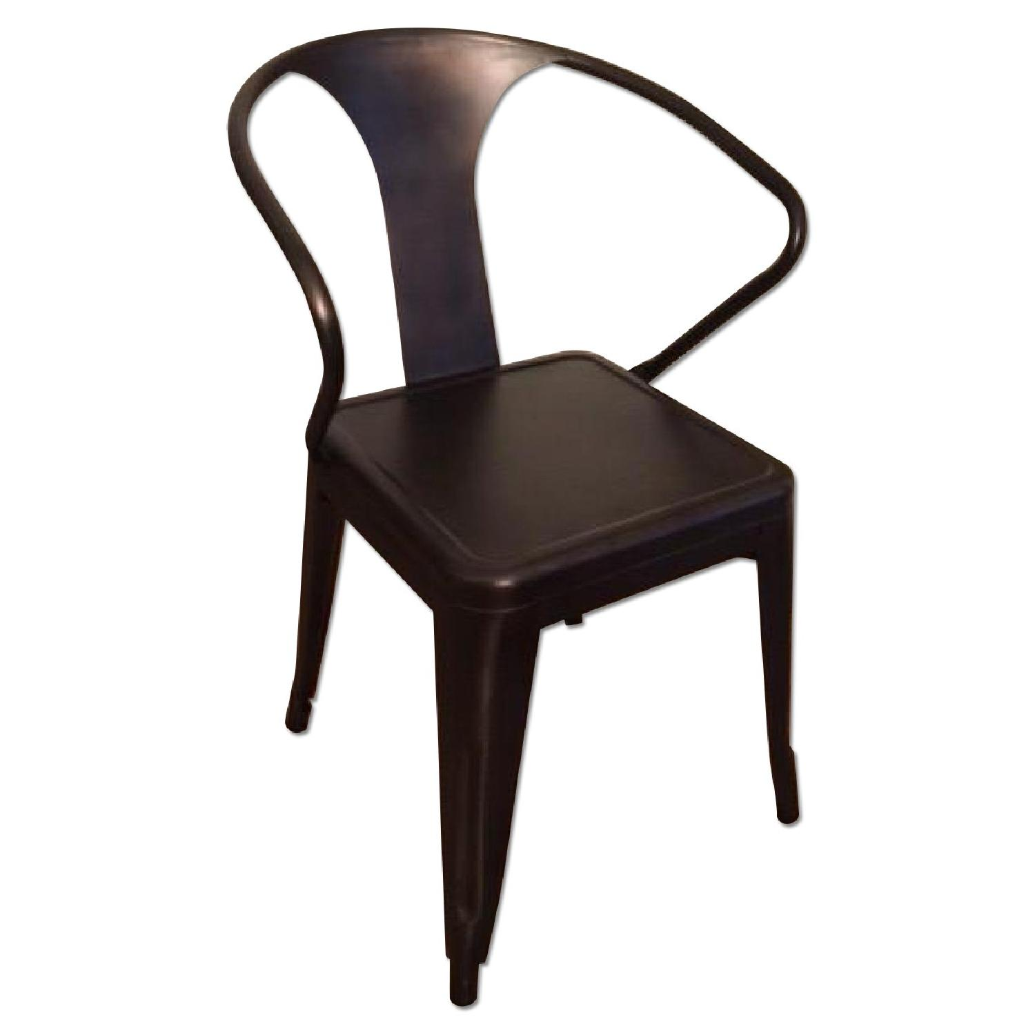 Vintage Tabouret Stacking Chairs - image-0