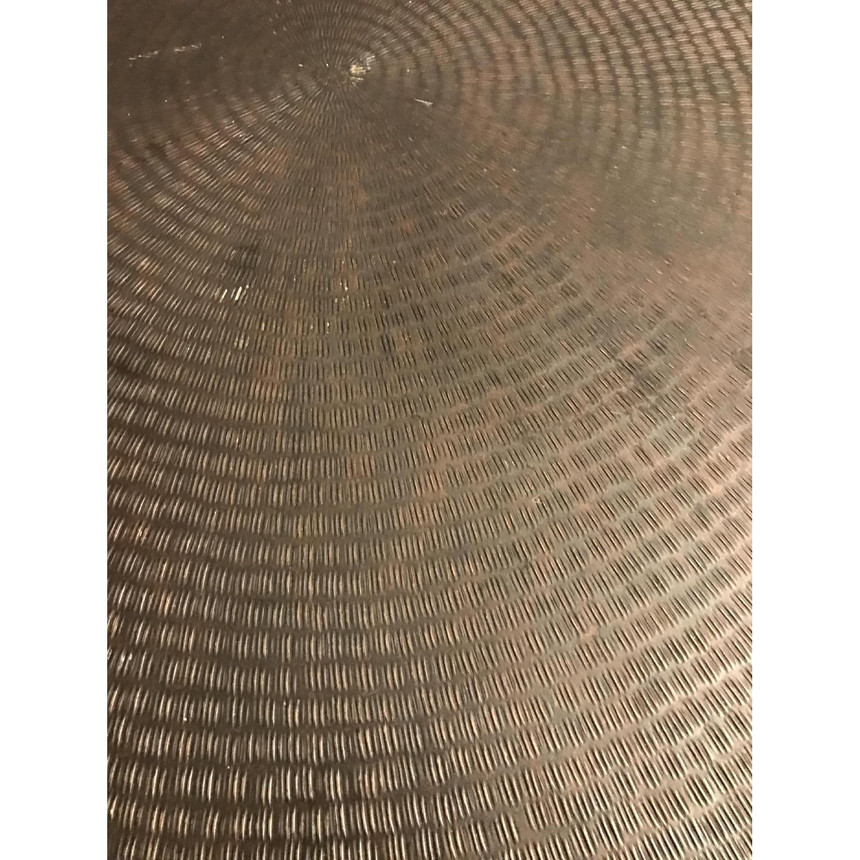 Crate & Barrel Sanskrit Coffee Table - image-3
