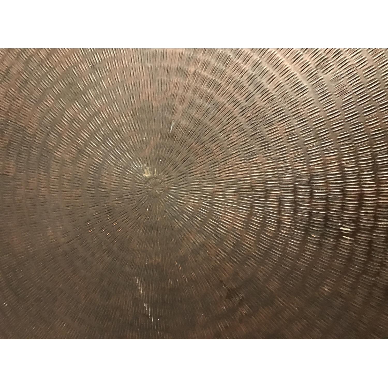 Crate & Barrel Sanskrit Coffee Table - image-5