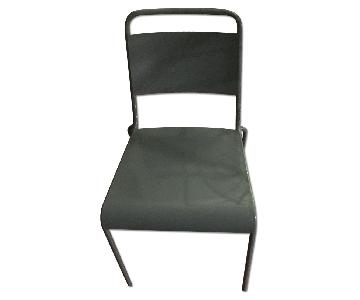 Gray Desk Chair