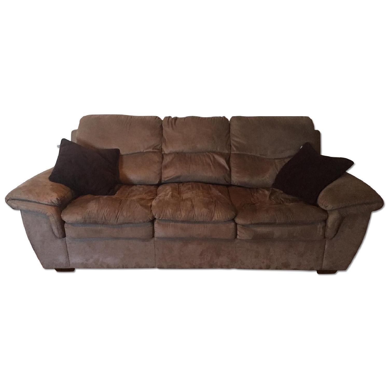 Queen Sleeper Sofa - image-0