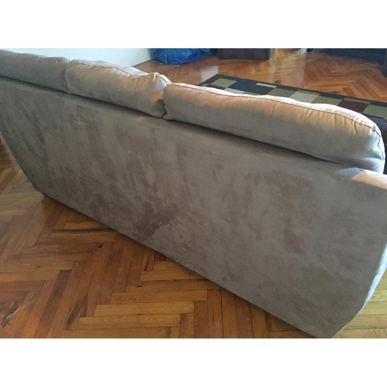 Queen Sleeper Sofa - image-1