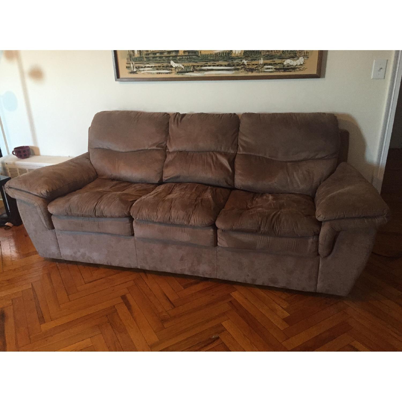 Queen Sleeper Sofa - image-2