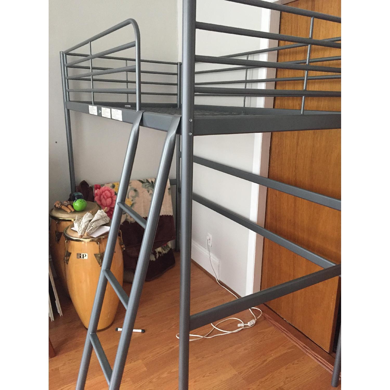 Svarta Loft Bed Frame - image-3