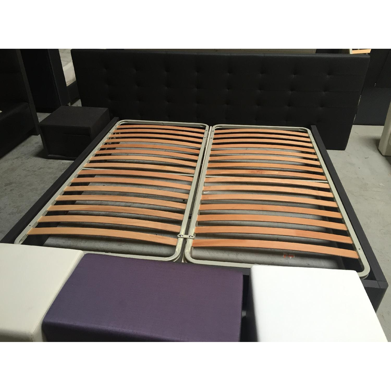 Lazzoni Storage King Size Bed - image-1