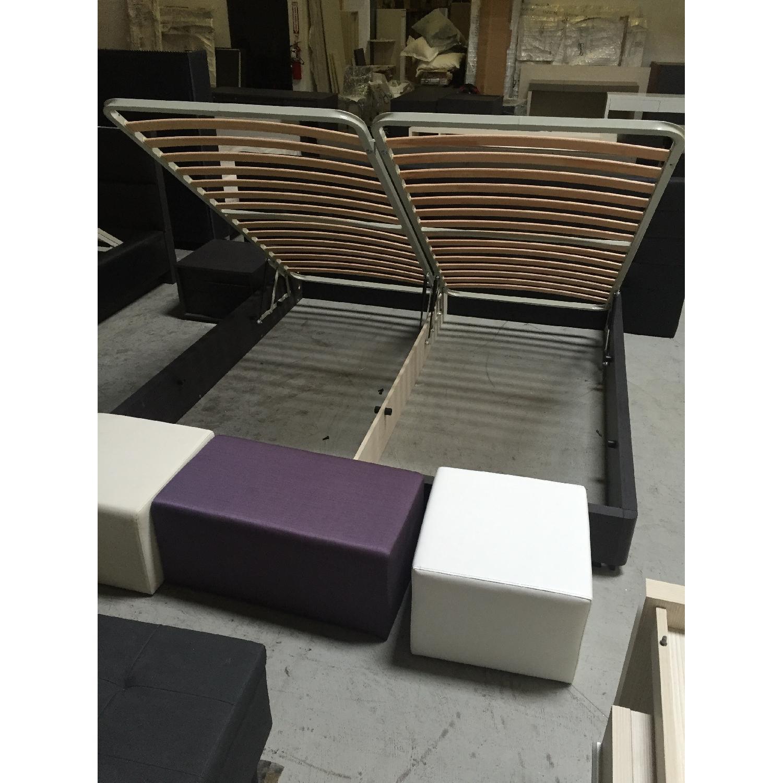 Lazzoni Storage King Size Bed - image-9