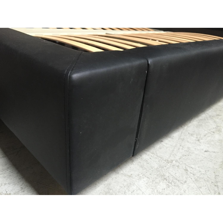 Lazzoni Black King Size Bed Frame - image-11