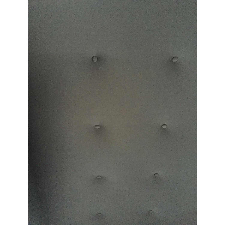 Lazzoni Black King Size Bed Frame - image-6