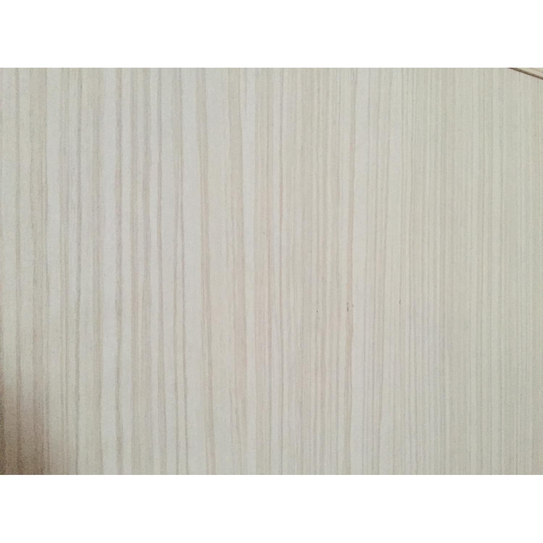 Lazzoni White Bookshelves - image-5