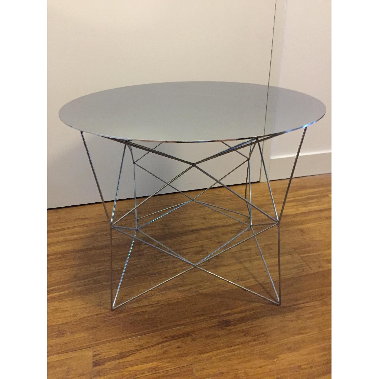 West Elm Oragami Table - image-1