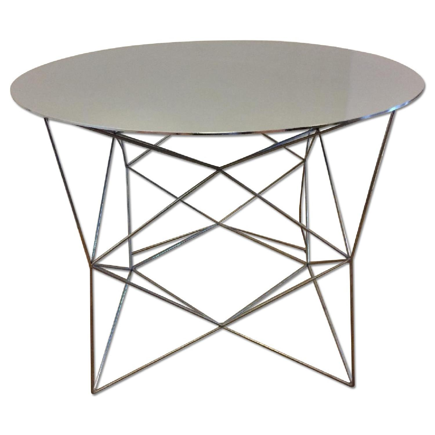 West Elm Oragami Table - image-0