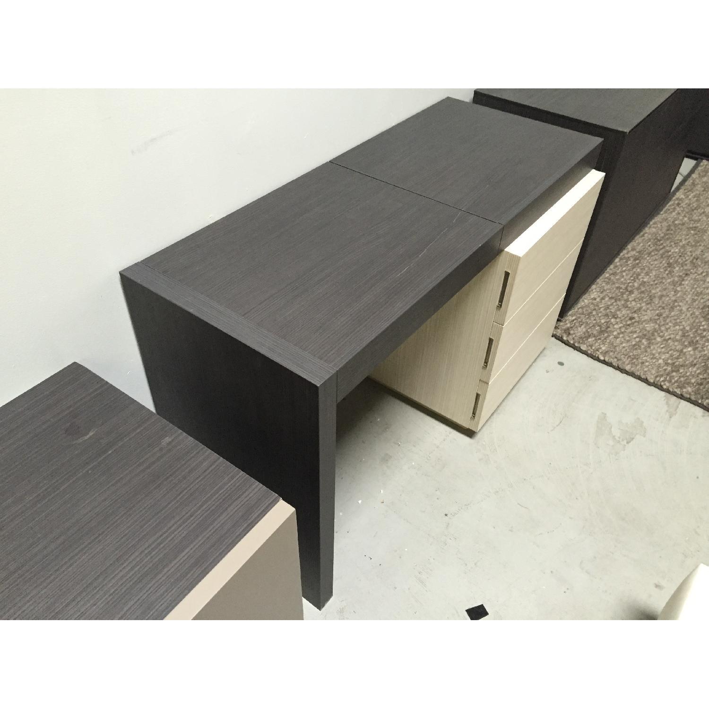 Lazzoni Brown Desk - image-2