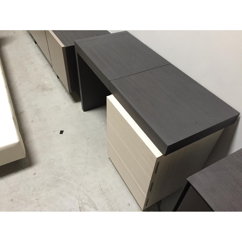 Lazzoni Brown Desk - image-3