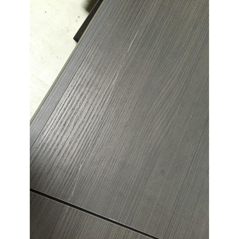 Lazzoni Brown Desk - image-5