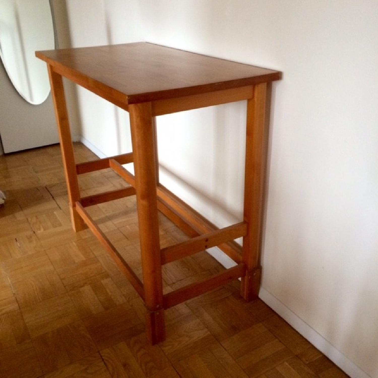 Gothic Cabinet Craft Bar Height Table - image-2