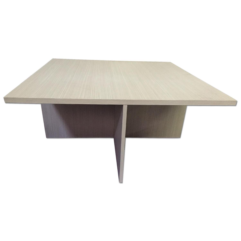Lazzoni Natural Coffee Table - image-0