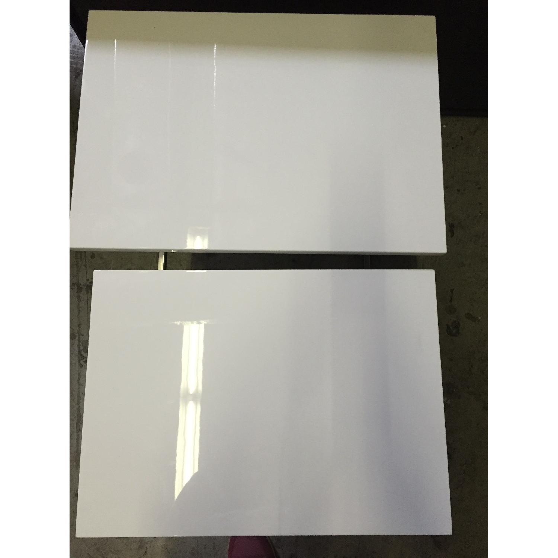 Lazzoni White Nesting Tables - image-7