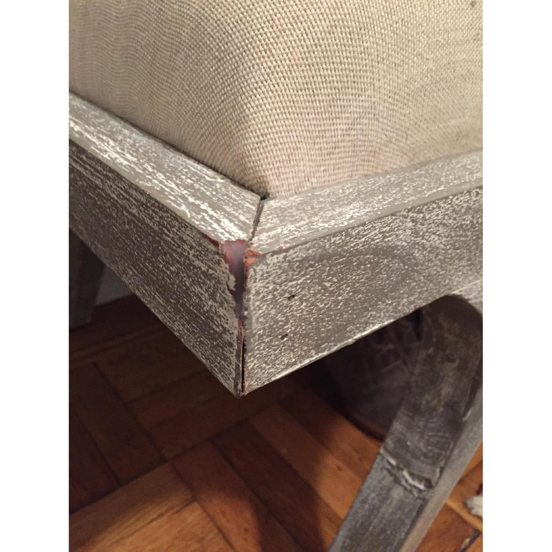 Lazy Susans Lawrence Split Leg Bench - image-2