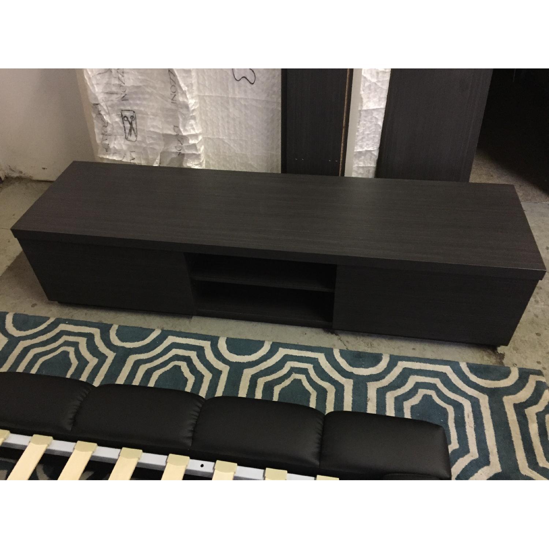 Lazzoni Wood TV Stand - image-2
