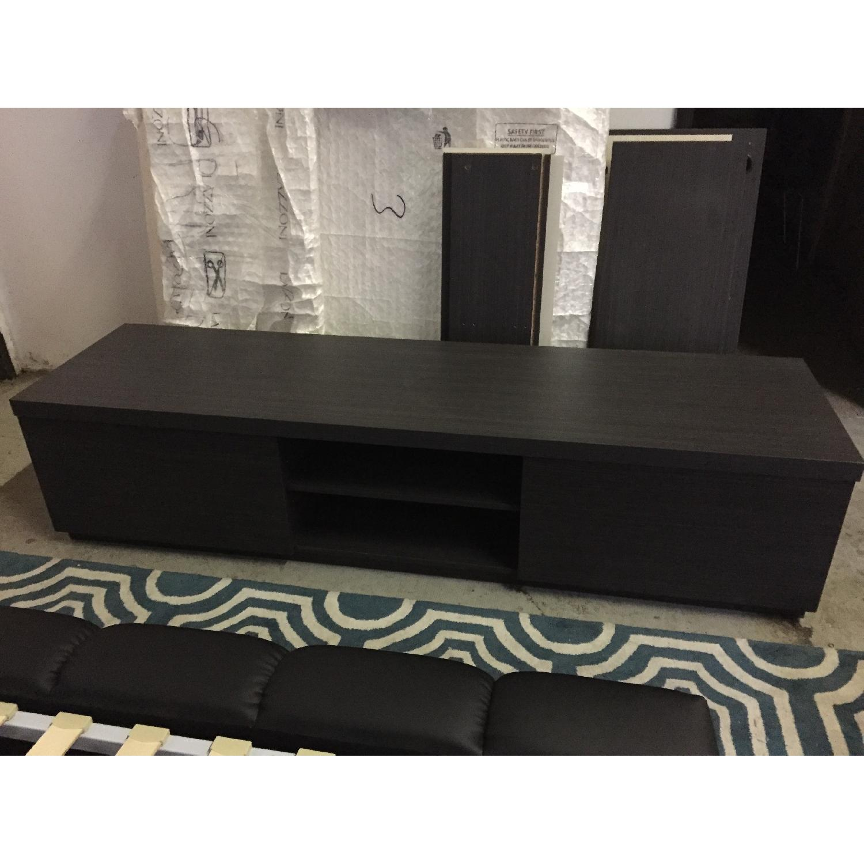 Lazzoni Wood TV Stand - image-3