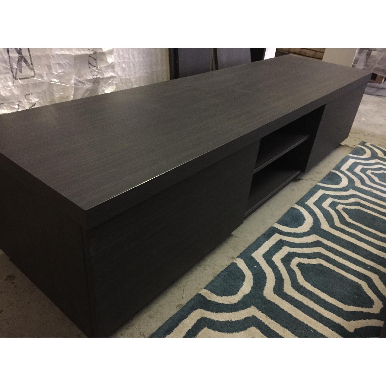 Lazzoni Wood TV Stand - image-4
