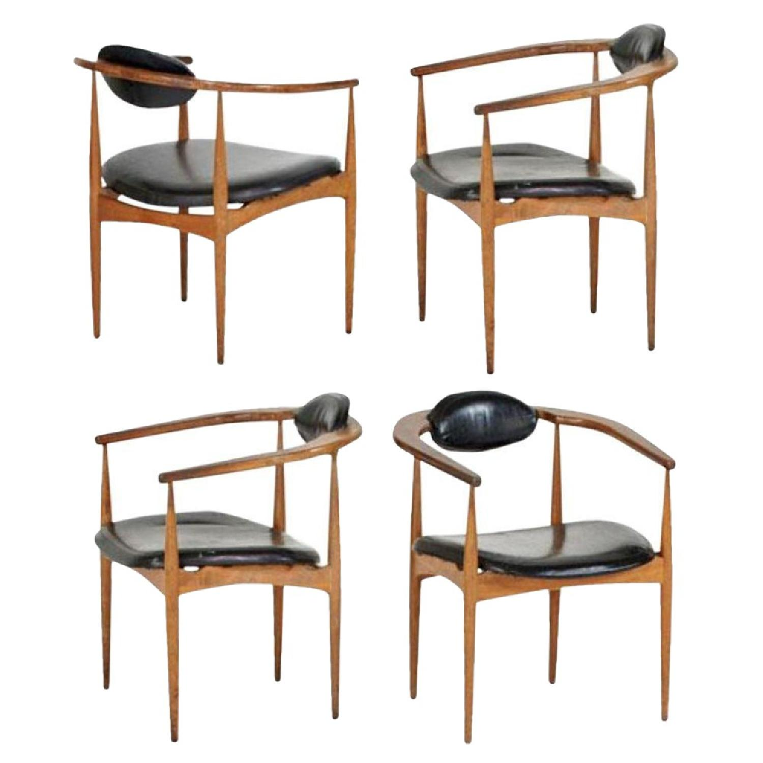 Vintage Adrian Pearsall Chairs - image-4