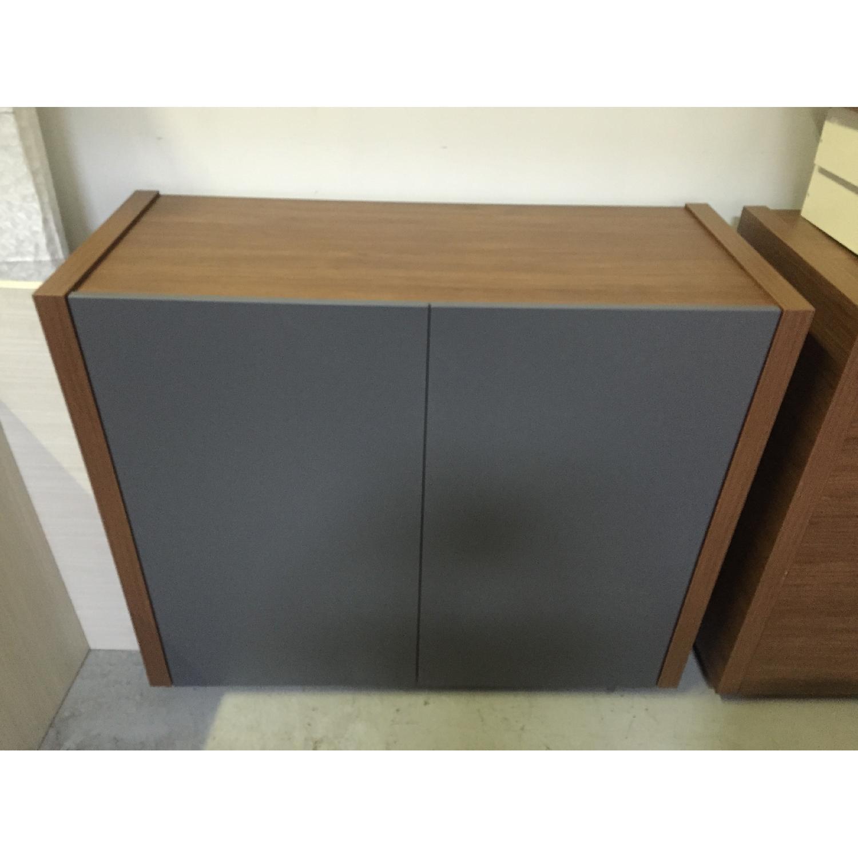 Lazzoni Wood Dresser - image-1