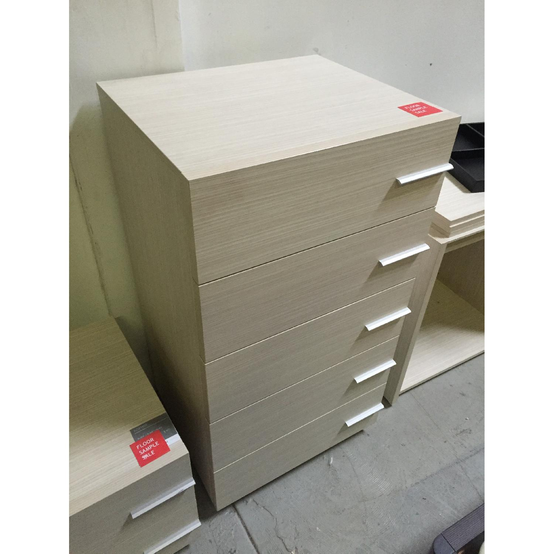 Lazzoni Maple High Dresser - image-2