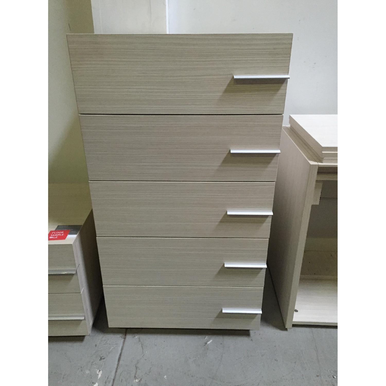 Lazzoni Maple High Dresser - image-5