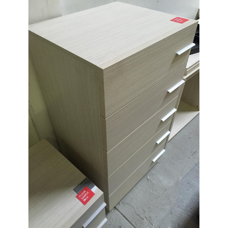 Lazzoni Maple High Dresser - image-8