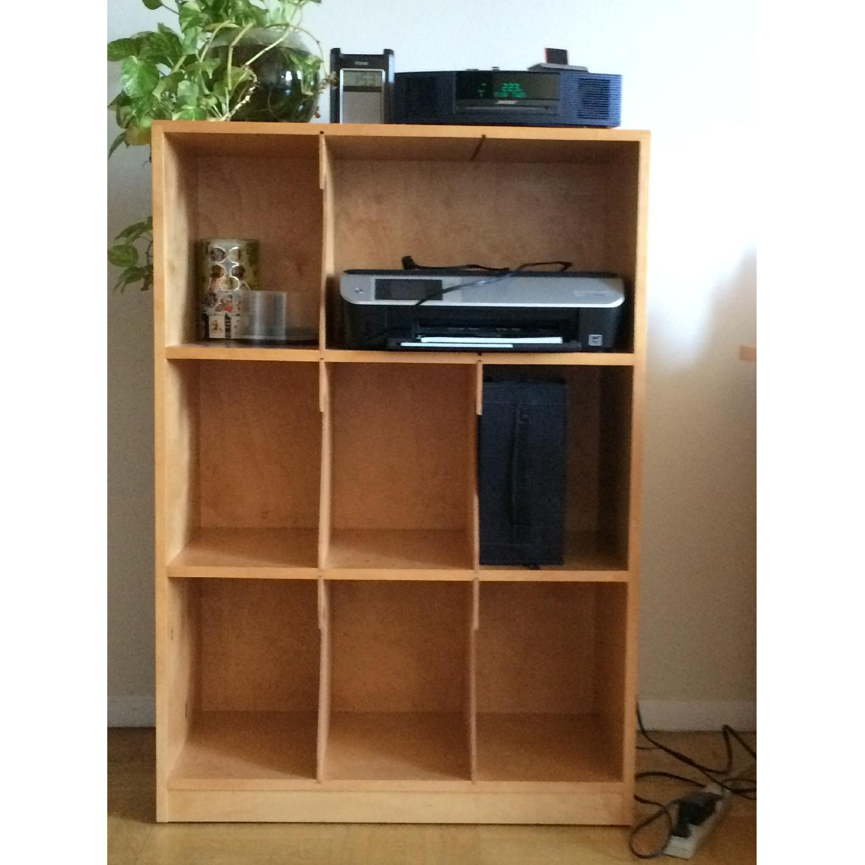 Gothic Cabinet Craft LP/Music Rack - image-1