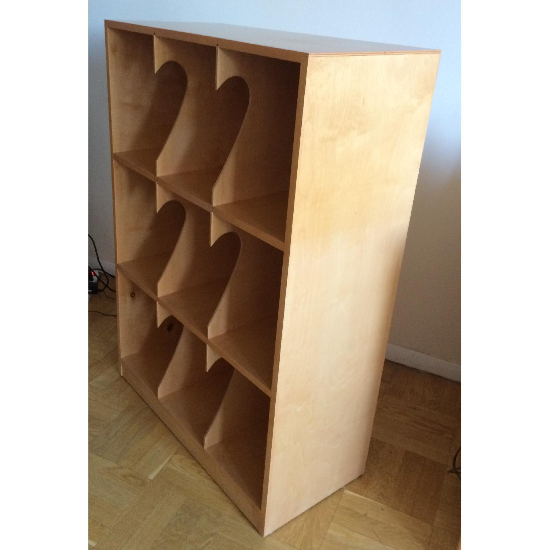 Gothic Cabinet Craft LP/Music Rack - image-3