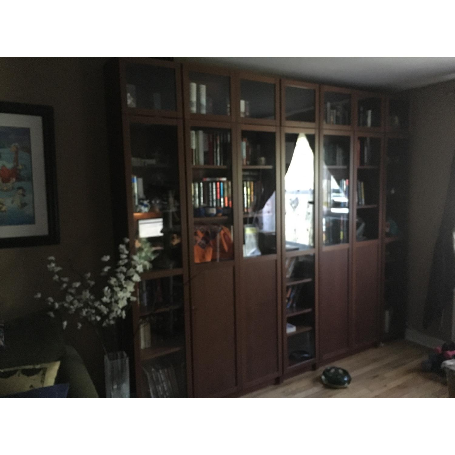 Ikea Billy Bookcases - image-1
