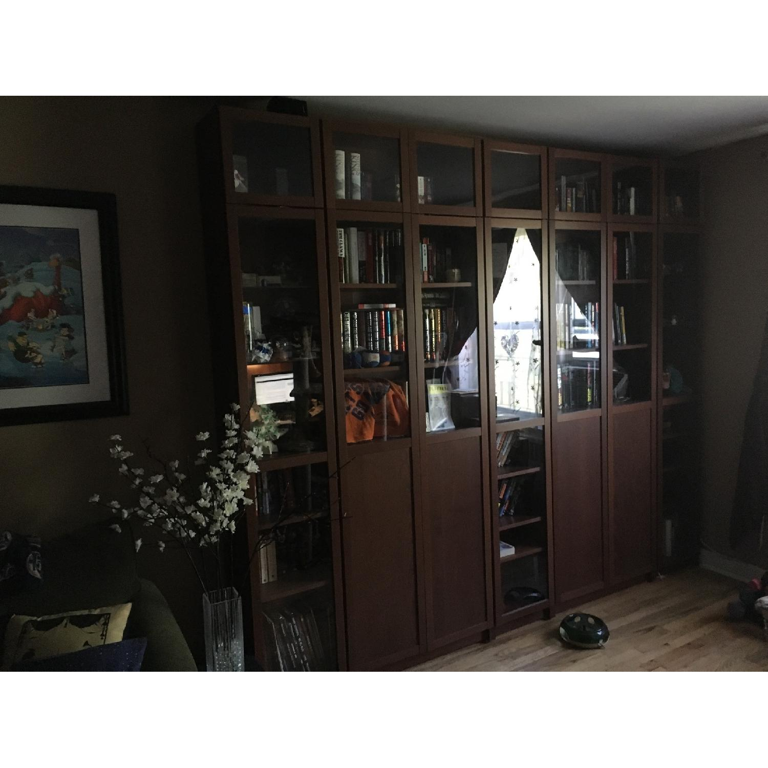 Ikea Billy Bookcases - image-2