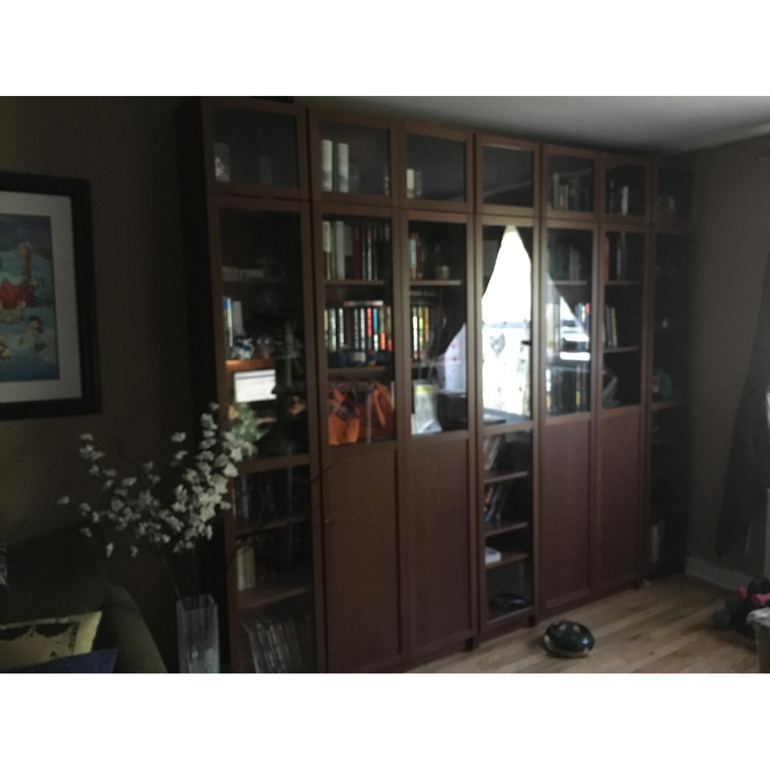 Ikea Billy Bookcases - image-3