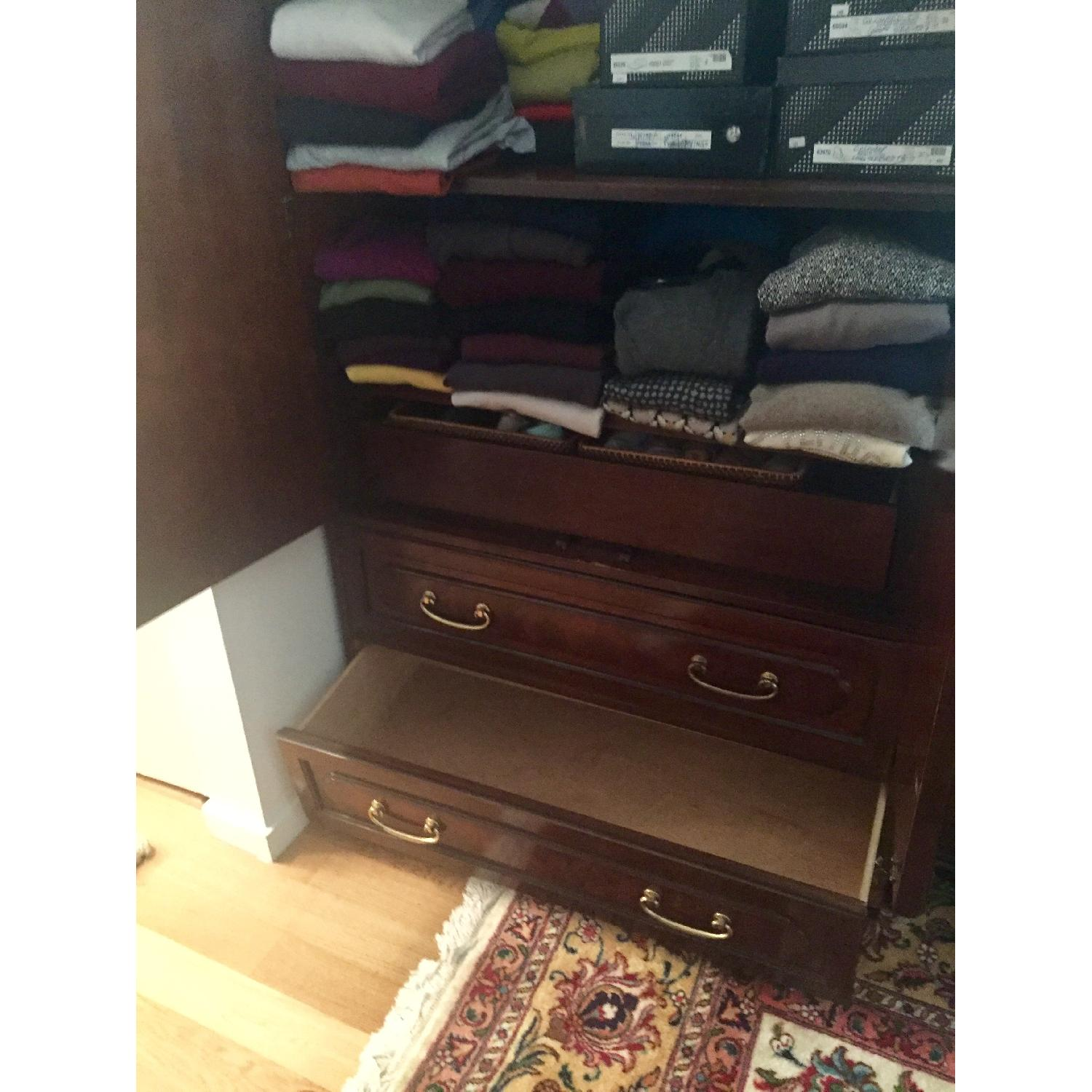 Tall Asian Armoire - image-5