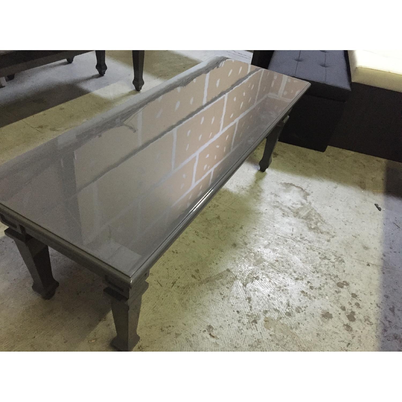 Lazzoni Lacquer Coffee Table - image-5