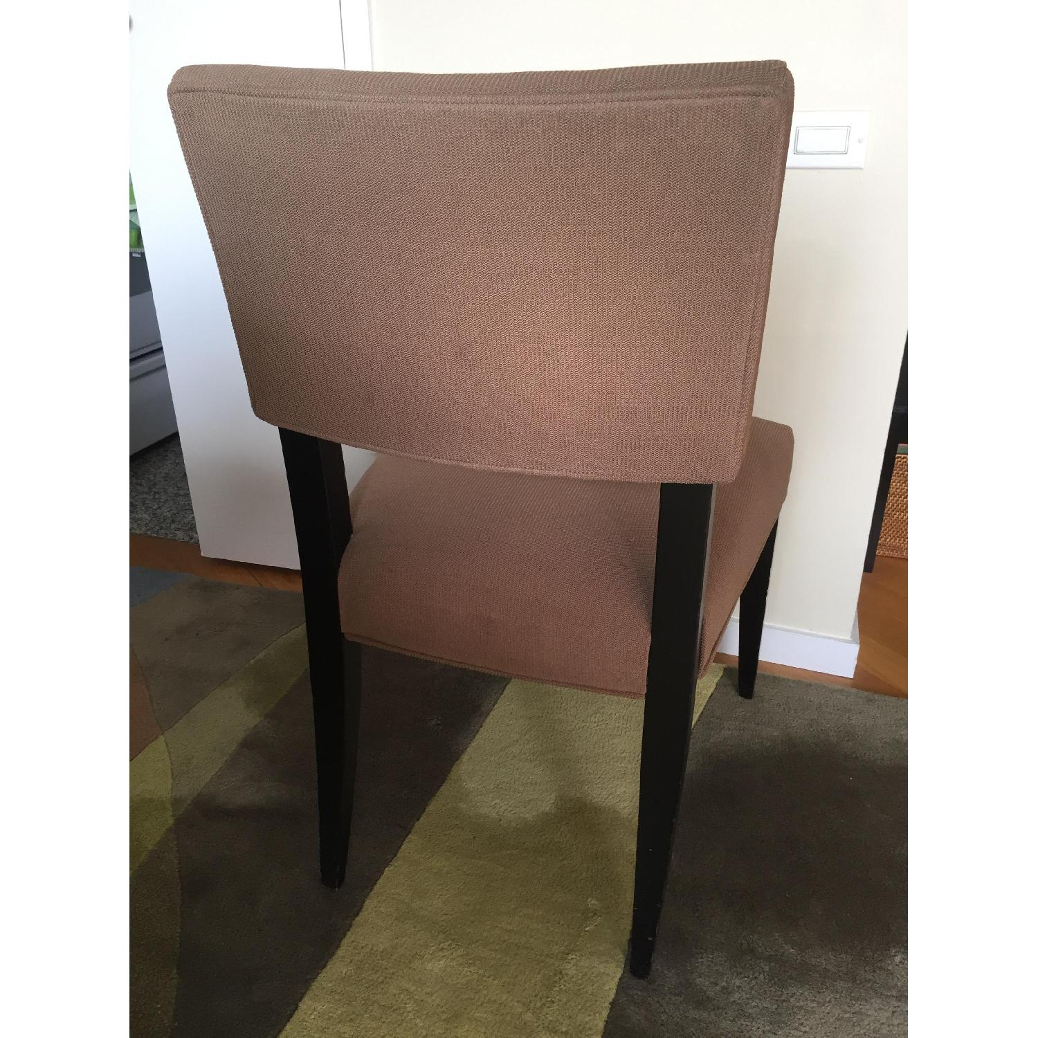 Crate & Barrel Cody Dining Chairs - image-6