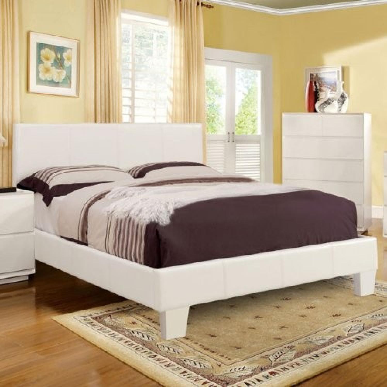 Full Size Platform Bed Frame - image-1