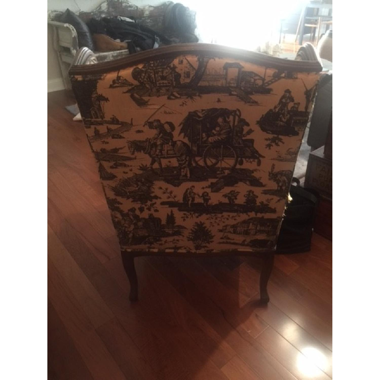Bloomingdale's Wingback Chair - image-3