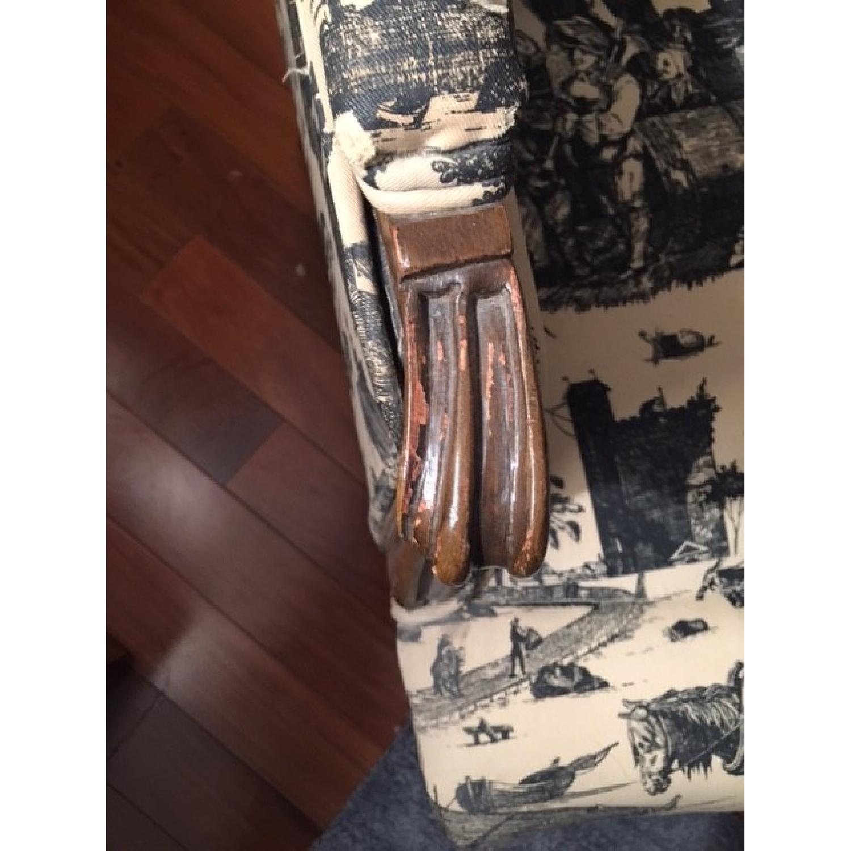 Bloomingdale's Wingback Chair - image-6