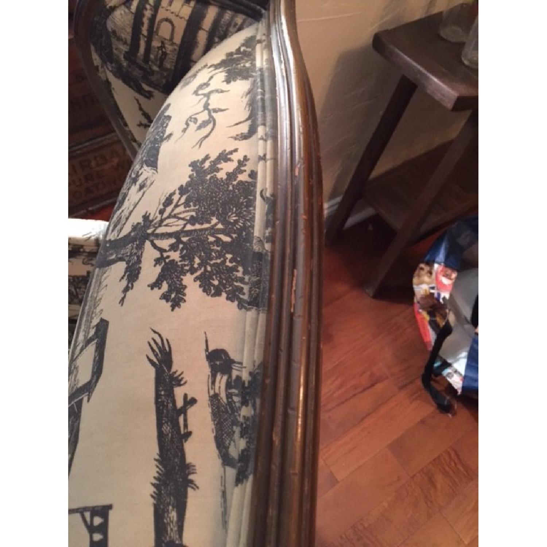 Bloomingdale's Wingback Chair - image-7