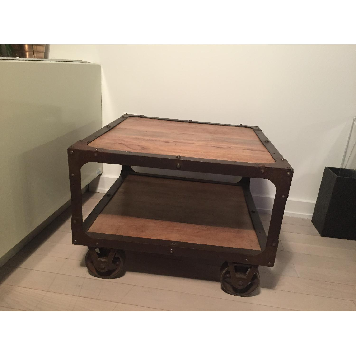 Small Coffee Table/Side Table - image-1