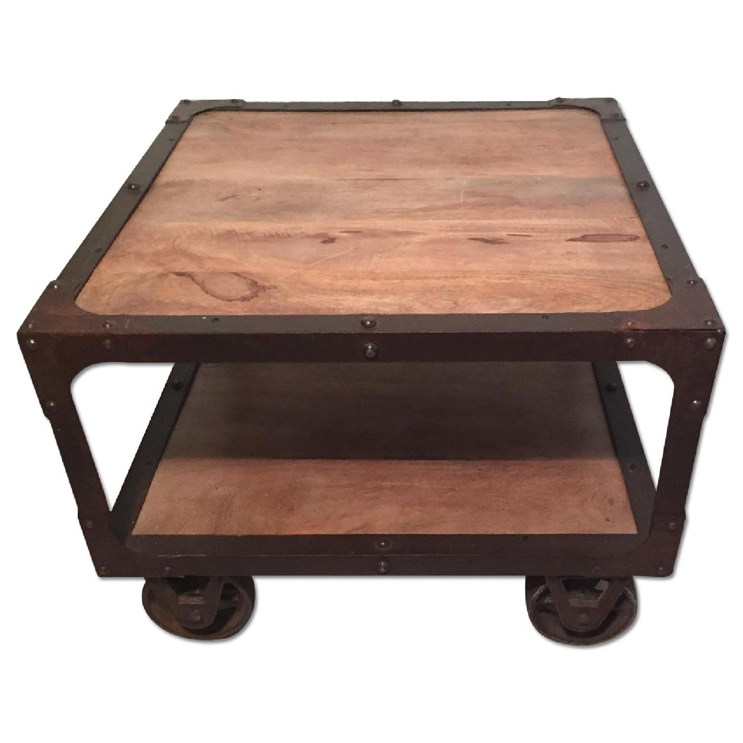 Small Coffee Table/Side Table - image-0