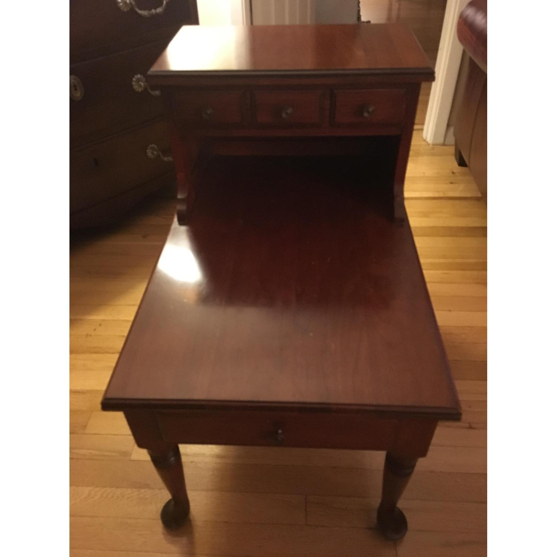 Maple Wood Side Table - image-1