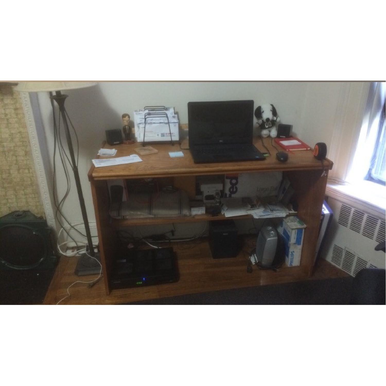 Wooden Desk - image-0