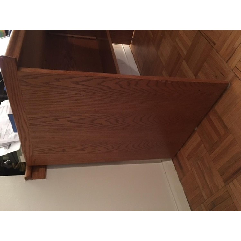 Wooden Desk - image-1