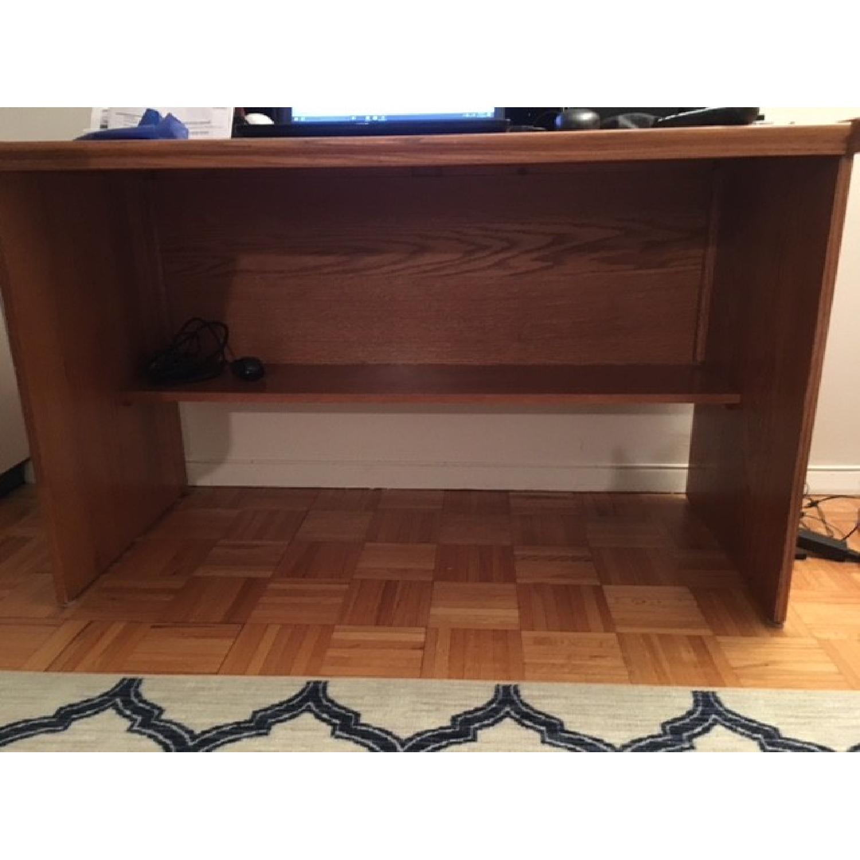 Wooden Desk - image-2