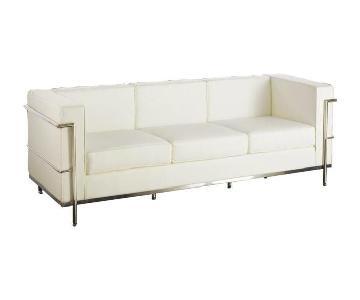 Room & Board Iconic Leather Sofa